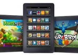 tablette Fire d'Amazon
