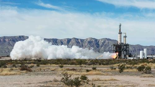 fusée Blue Origin