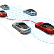 Tesla pilote automatique