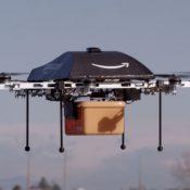 La livraison par drone prévue dans l'avenir