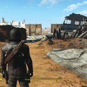 Fallout New Vegas mod