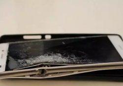 Smartphone balle