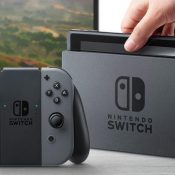 Vente Nintendo Switch