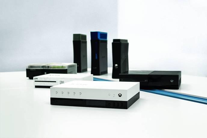 Xbox Scorpio kit de développement