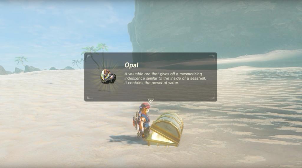 Zelda Opal