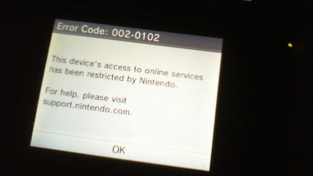 3DS piratée