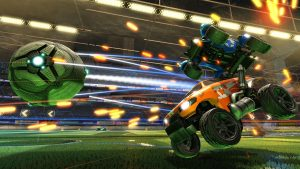 Rocket League gratuit