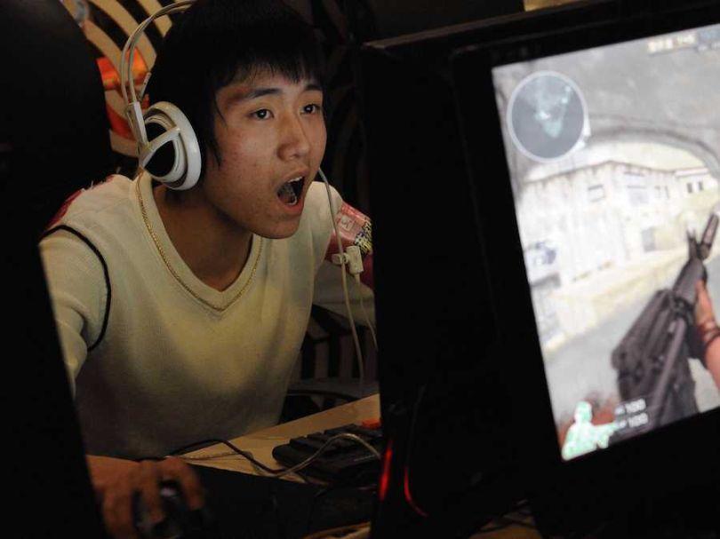 jeux vidéo chine