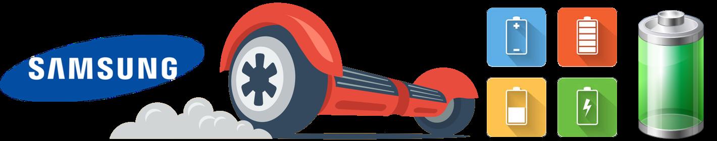 hoverboard et batterie