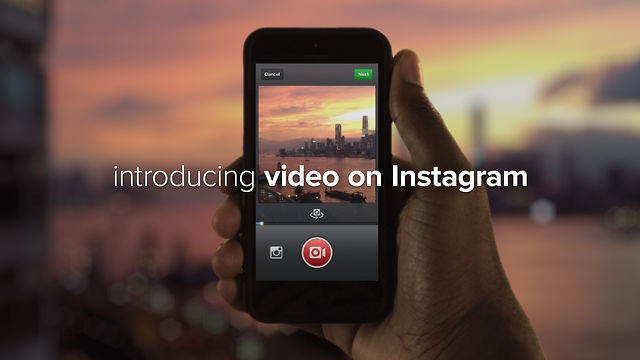 Instagram vidéo