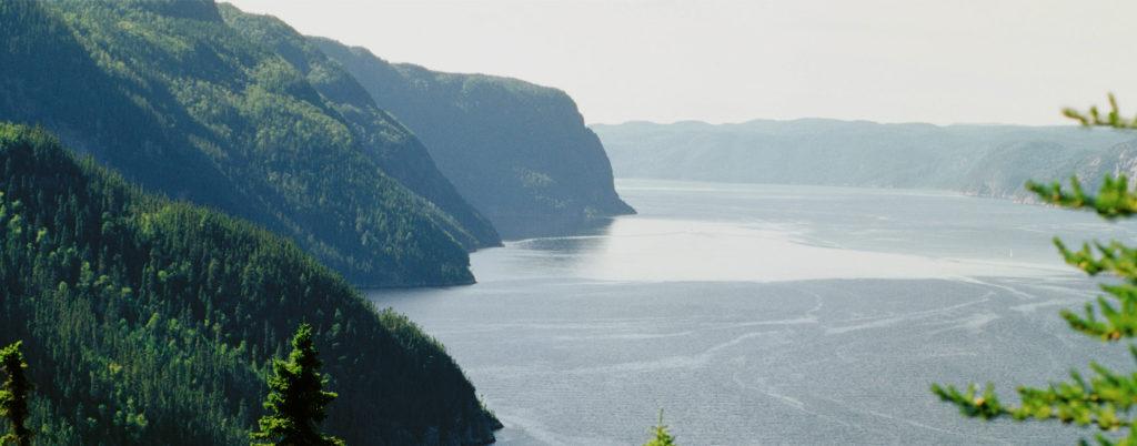 Le lac St-Jean