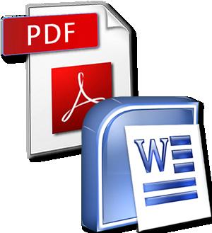 PDF en Word