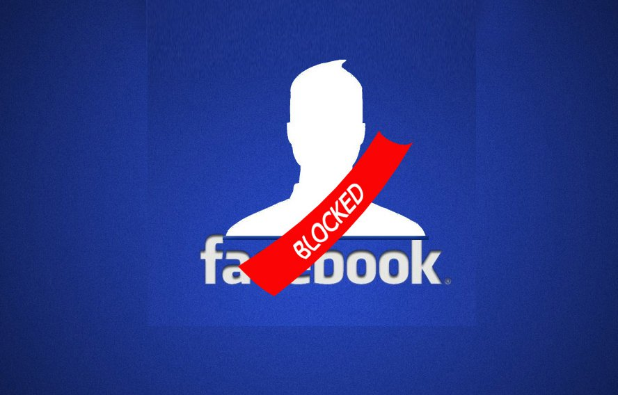 Personne bloquée sur Facebook
