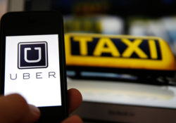 Uber contre Taxis G7