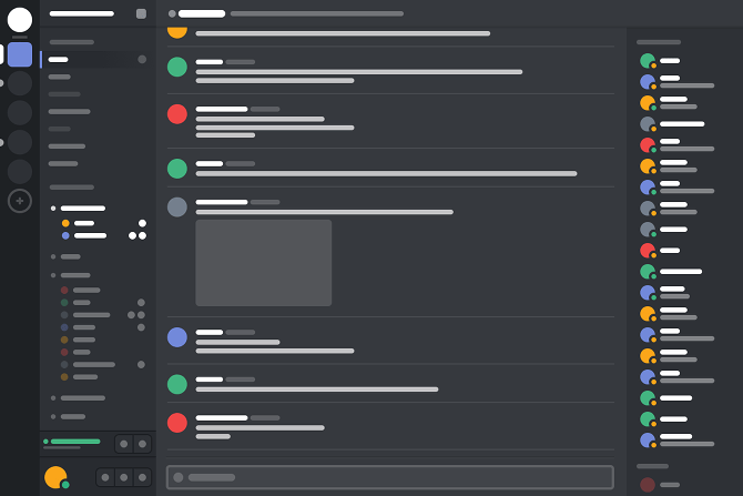 interface Discord