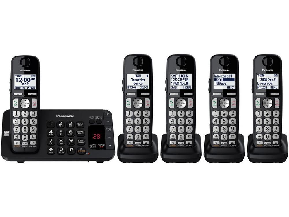 téléphones de la maison