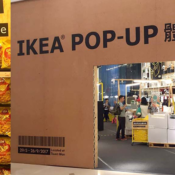 Ikea Pop up Store