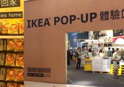 Ikea Pop up Store