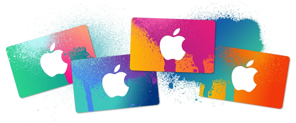 carte cadeau Apple