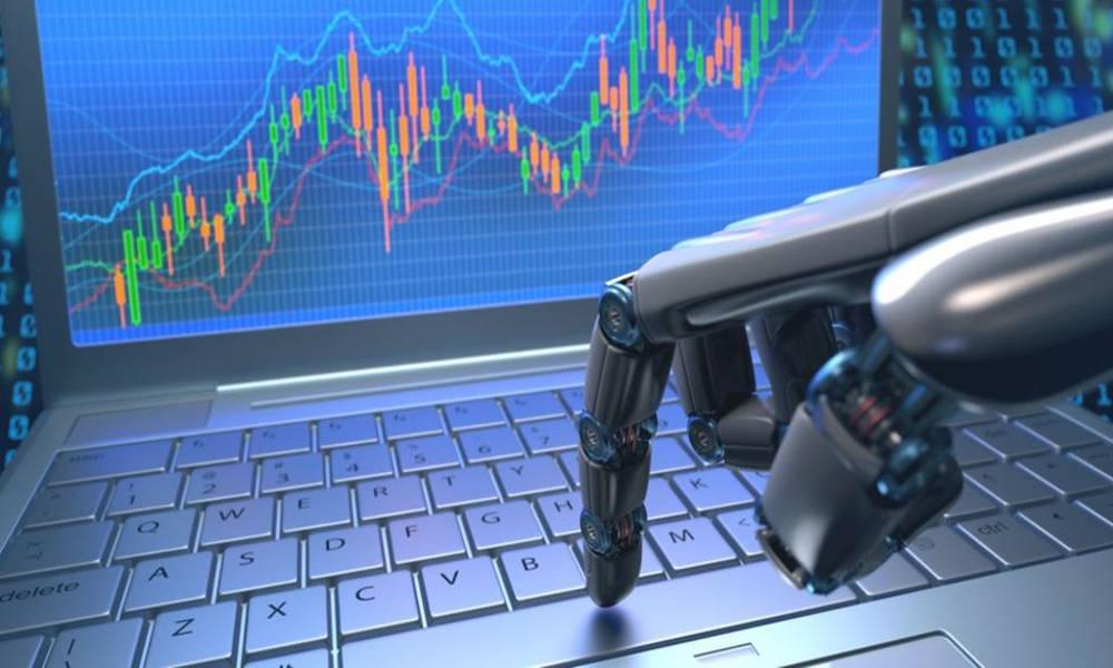 robot trader de cyrptomonnaies