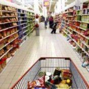 supermarché en campagne