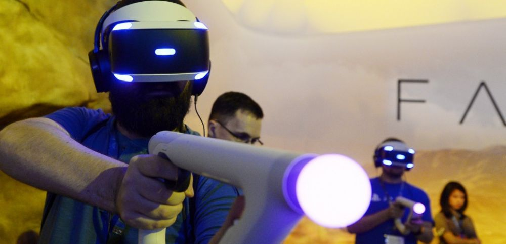 jeux vidéo VR