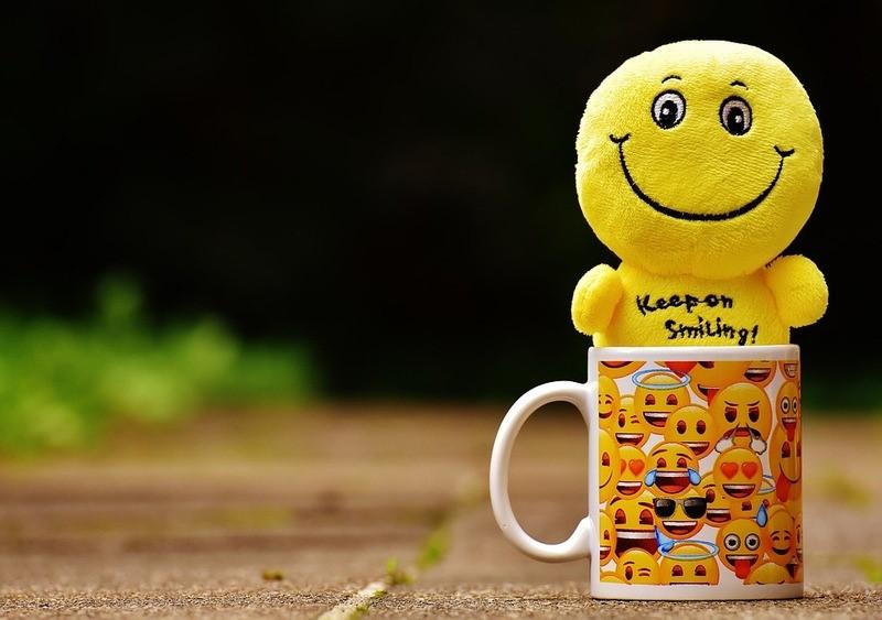 smileys imprimés