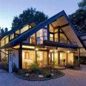 Maison avec domotique