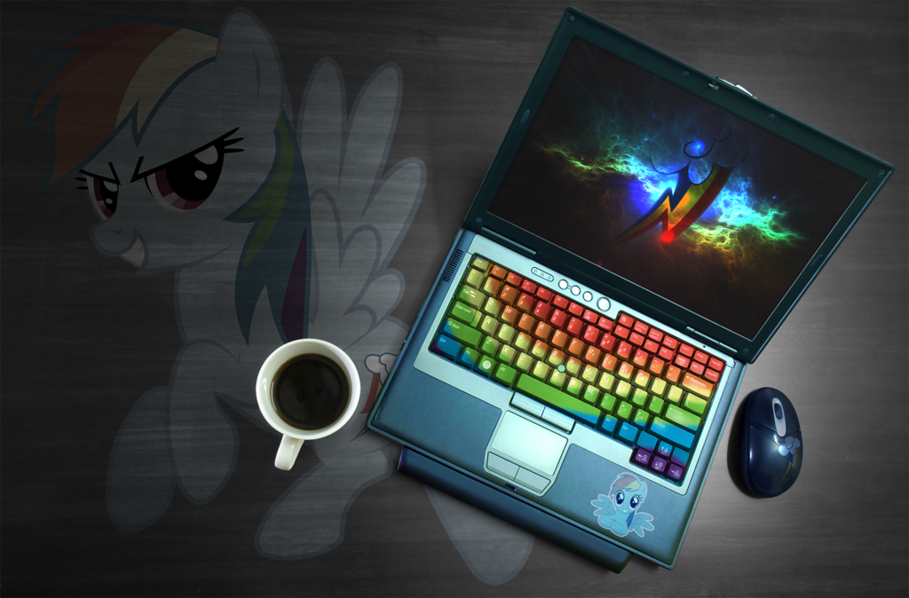 PC portable customisé