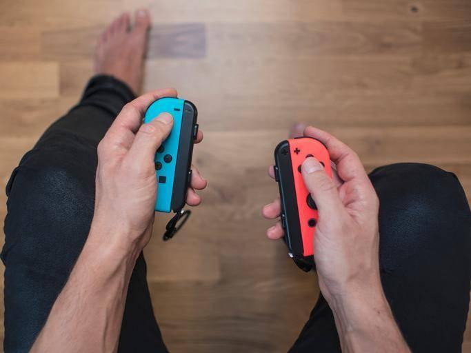 console Nintendo