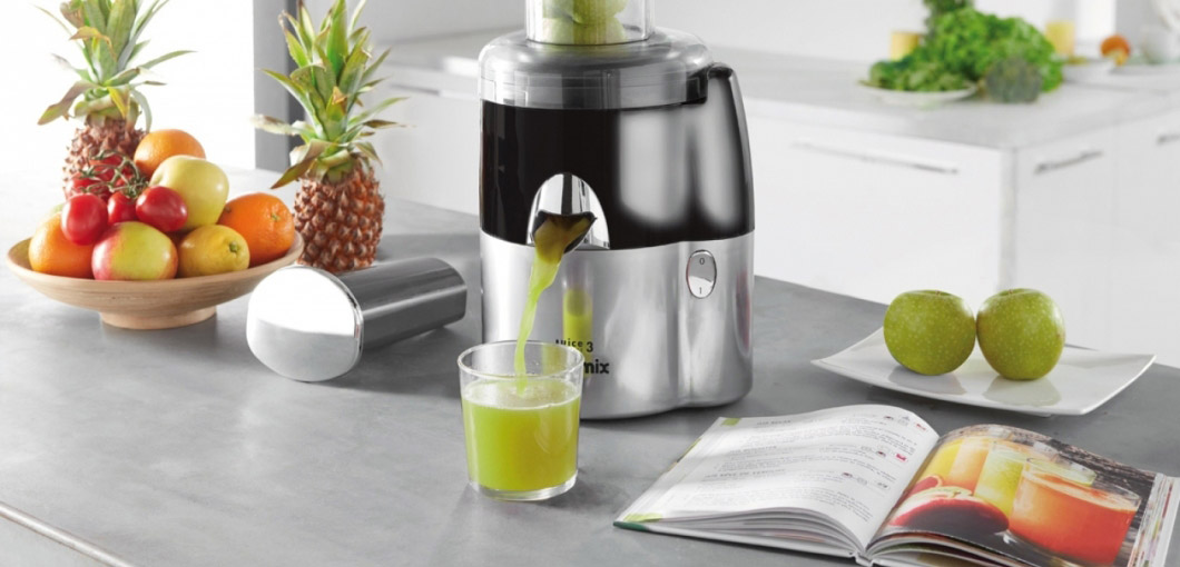robot high tech pour la cuisine