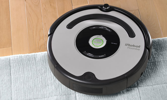 aspirateur Roomba