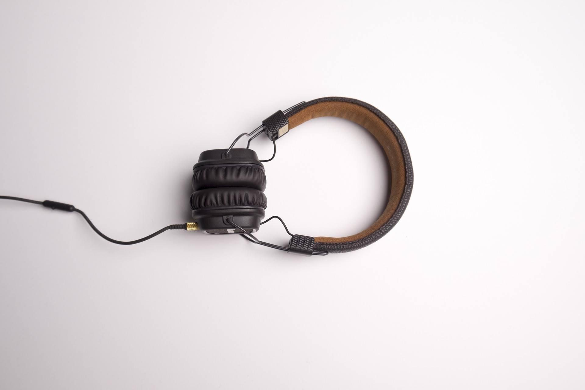 casque avec fil