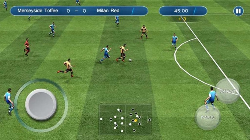 jeu foot sur Android 2