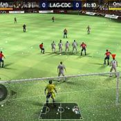 jeu foot sur smartphone Android