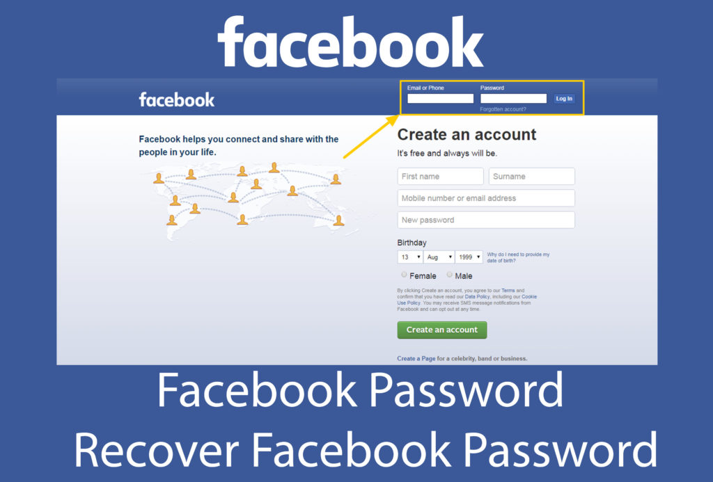 Facebook Password Extractor