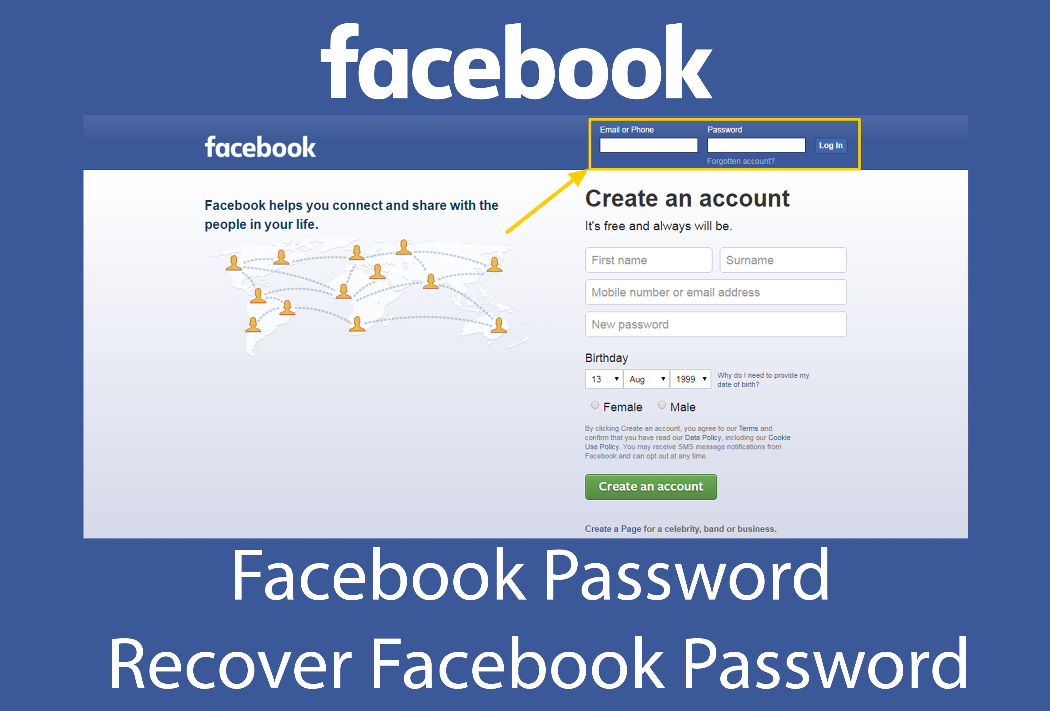 Télécharger Facebook Password Extractor pour Windows - EasyForma