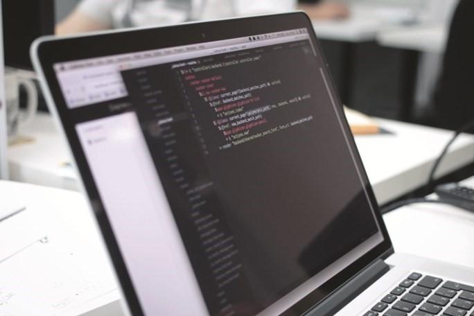 code sur PC portable