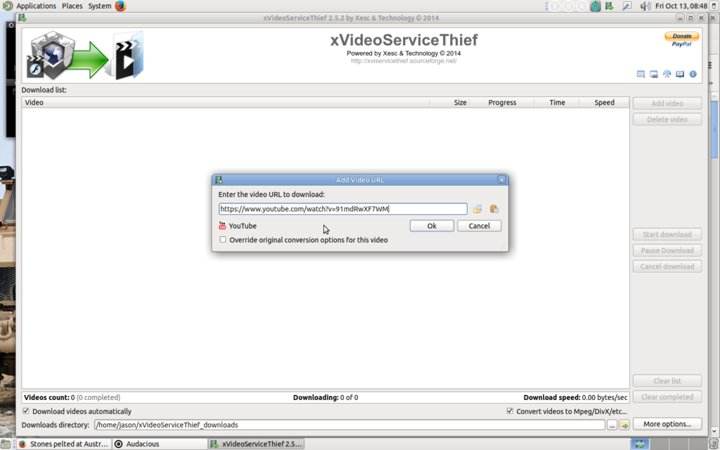 xVideo Service Thief