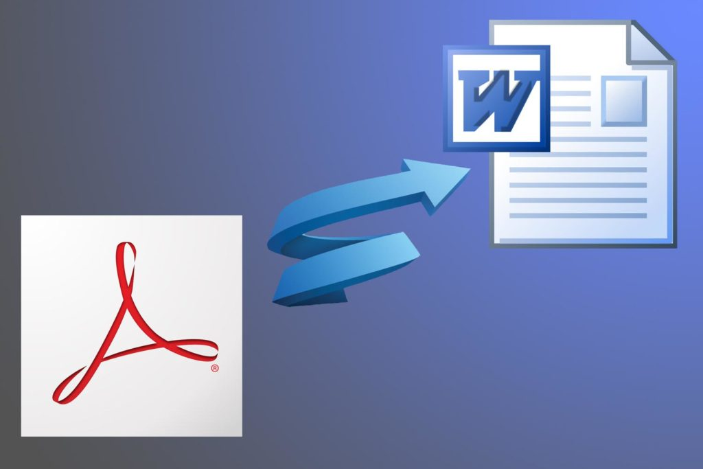 Easy PDF to Word Converter