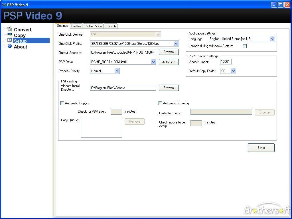 PSP Vidéo 9