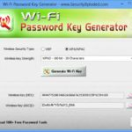 Télécharger WiFi Key Generator pour Windows