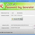 Télécharger WiFi Key Generator pour Windows