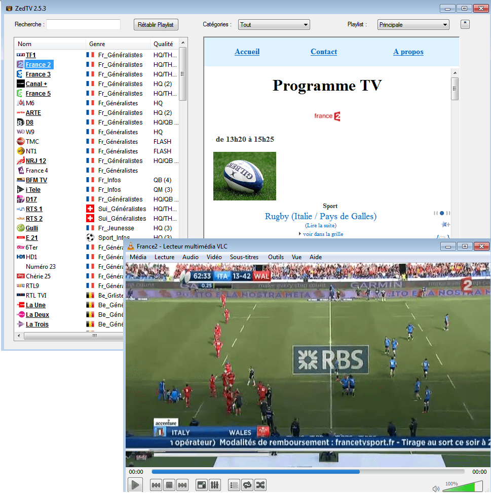 ZedTV
