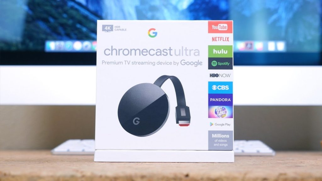 Télécharger Google Cast pour Windows - EasyForma