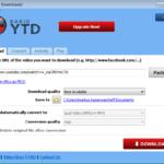 Télécharger YTD Video Downloader pour Windows