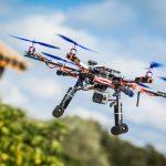 Les prises de vue avec un drone