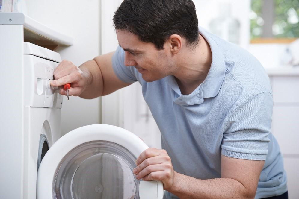 installation sèche linge