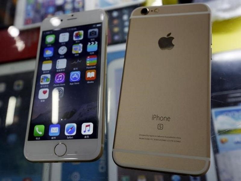 contrefaçon d'iPhone