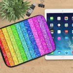 Une housse en Néoprène pour iPad mini aux couleurs de Quicksilver